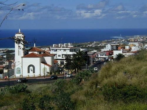 Visitando El Valle de Guerra en Tenerife