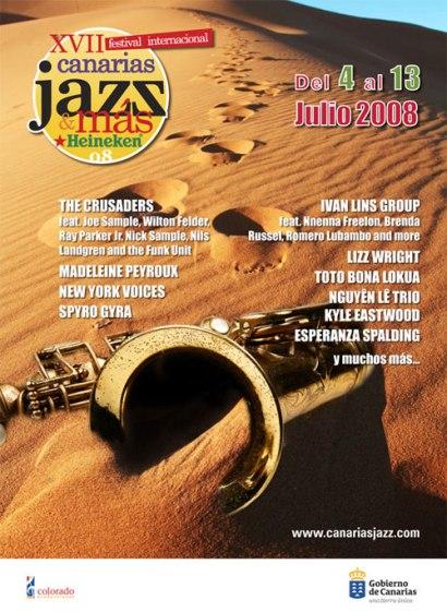 Festival Jazz en Canarias