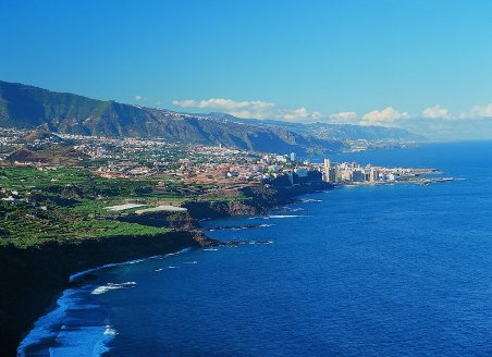 Playa Bollullo, Tenerife