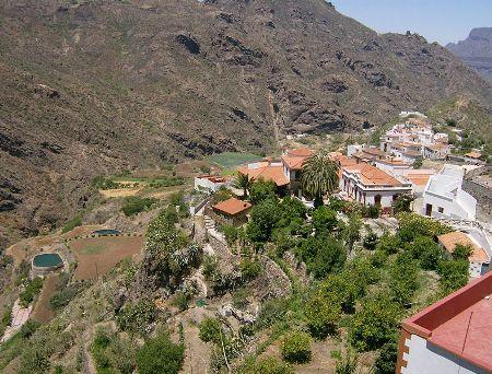 Tejeda en Gran Canaria