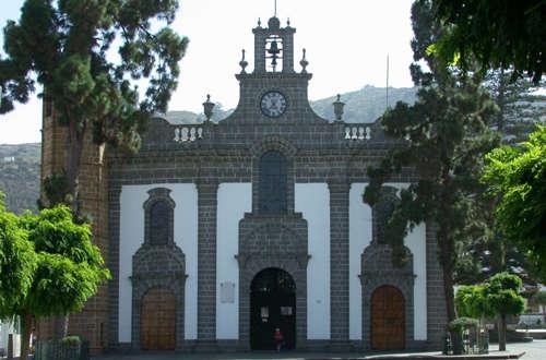 Basilica de la Virgen del Pino en Teror