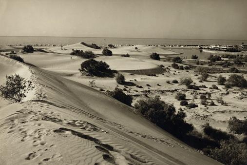 Las dunas de Maspalomas por Julian Hernandez Gil