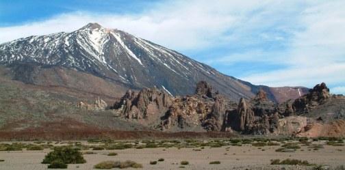 Las Cañadas del Teide, algunos lugares para visitar