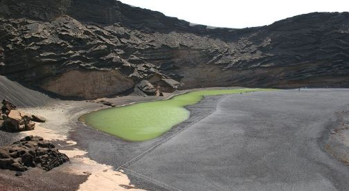 El Golfo de Lanzarote