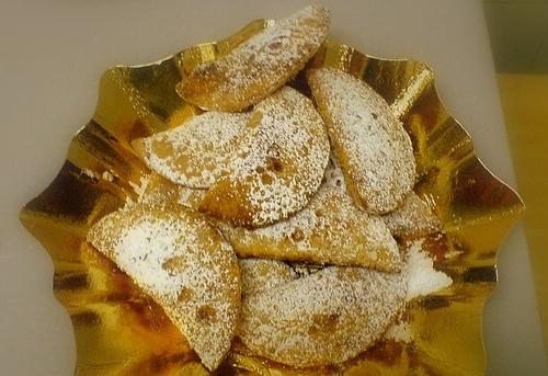 Truchas de batata, receta para la Navidad canaria