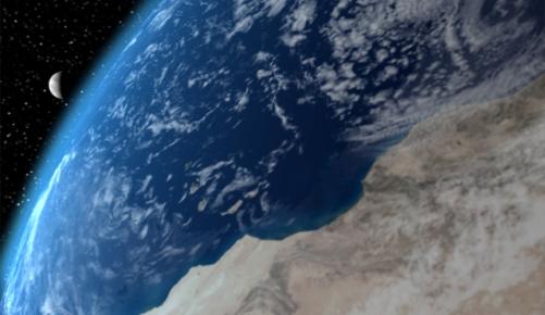 Canarias desde el cielo