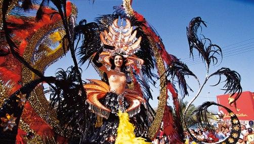 Programa de Carnaval 2009 en Santa Cruz de Tenerife