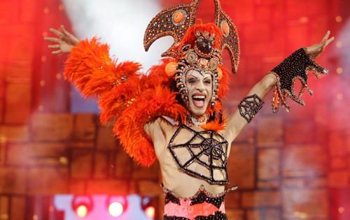 Programa del Carnaval de Las Palmas 2009