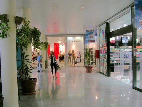 Ir de compras en Lanzarote