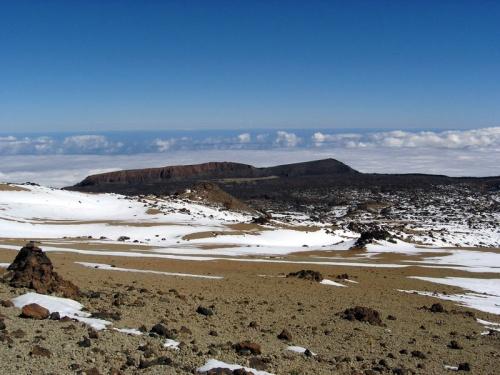 Visitar el Teide, el pico más alto de España