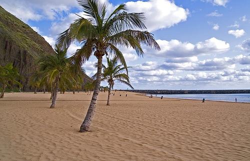Algunas de las mejores playas de Tenerife