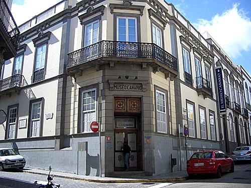 Museo Canario en Vegueta