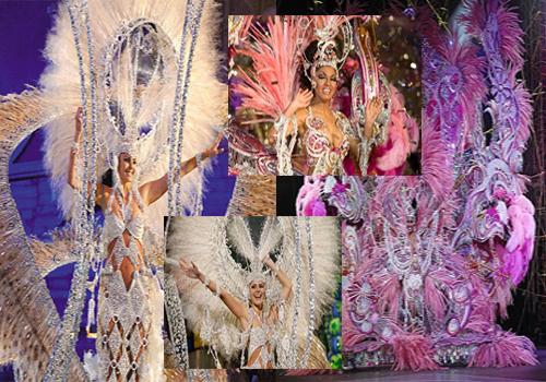 Reinas del Carnaval de Canarias