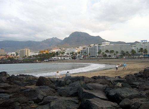 Otras de las mejores playas en Tenerife