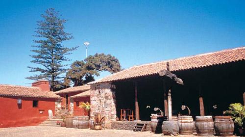 Casa del Vino en el Sauzal