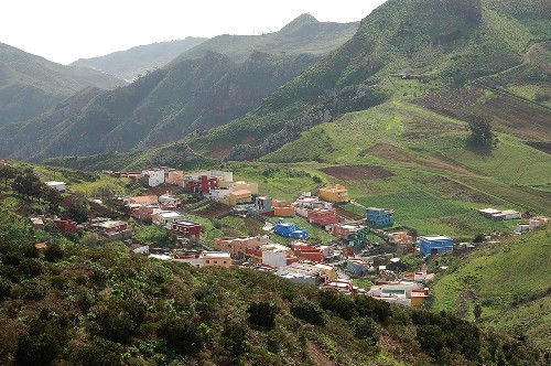 Buenavista del Norte Caserios-de-teno-alto