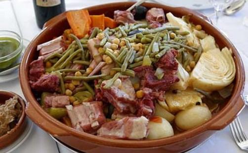 gastronomia part 3 On cocina tipica canaria