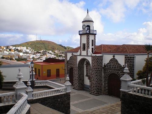 Valverde, hermosa capital de El Hierro