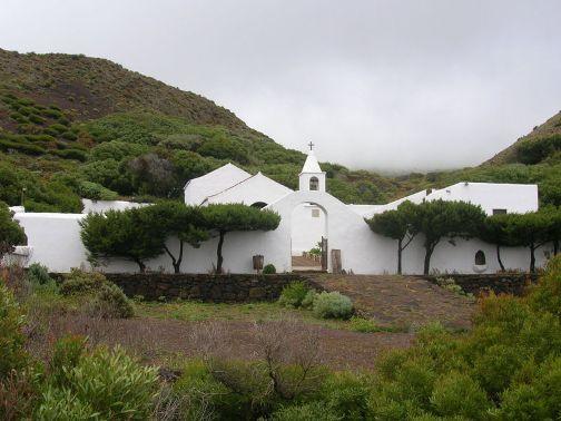 Ermita virgen los reyes