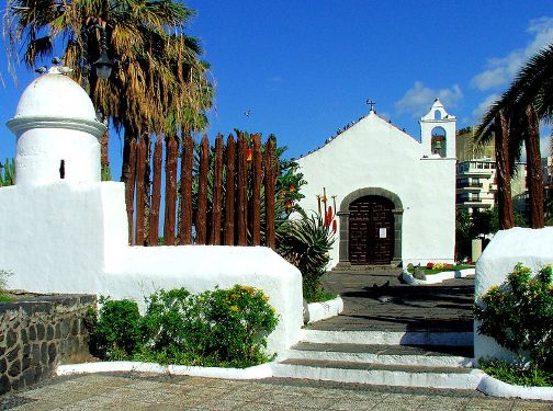 Ermita de San Telmo en el Puerto de la Cruz