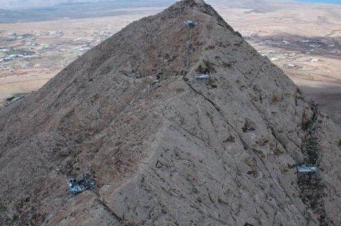 Tindaya, la montaña sagrada de los Majoreros