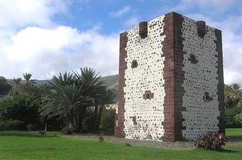La Torre del Conde en La Gomera