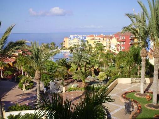 Adeje, en el sur de Tenerife