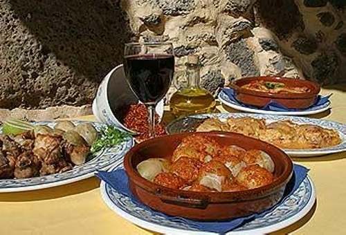 La rica gastronomia de fuerteventura for Cocina urbana canaria
