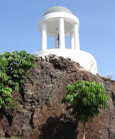 La Roca del Peñon del Puerto de la Cruz