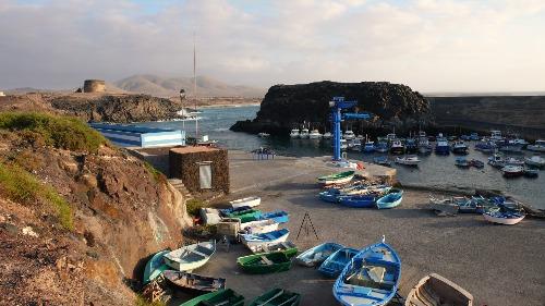 Turismo en Puerto del Cotillo, Fuerteventura
