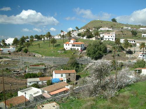 Alajero en La Gomera