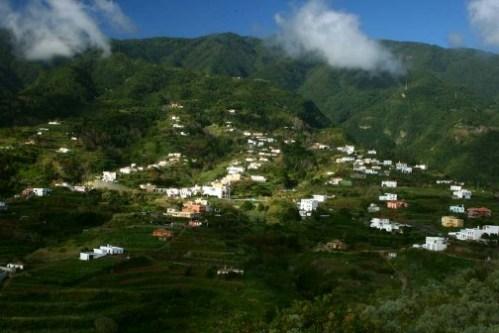 Visitar Puntallana y El Cubo de la Galga