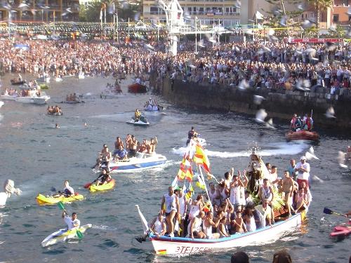 Embarcación Virgen del Carmen