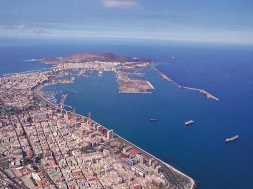 La isleta en Gran Canaria