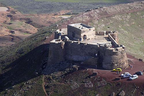 Recorrido por los castillos de Lanzarote