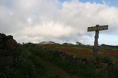 Camino de la Virgen, ruta por El Hierro