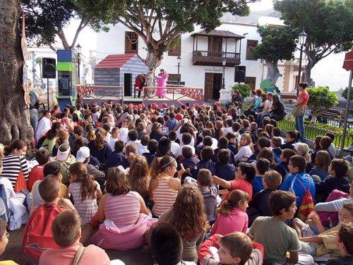 Festival Internacional del cuento Los Silos