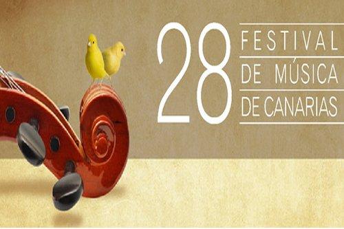 28 Festival de Música de Canarias