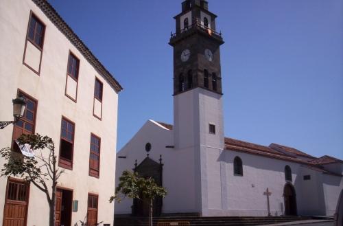 Iglesia de Nta. Sra. de los Remedios, Buenavista del Norte (Tenerife)