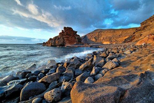 Cómo llegar y cómo moverse por Lanzarote