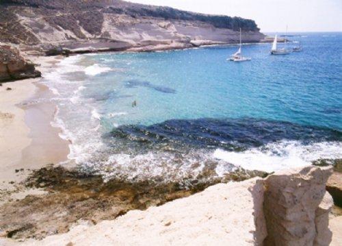 Playa Diego Hernandez, Costa Adeje (Tenerife)