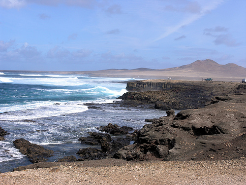 Punta de Jandía, Fuerteventura (Canarias)