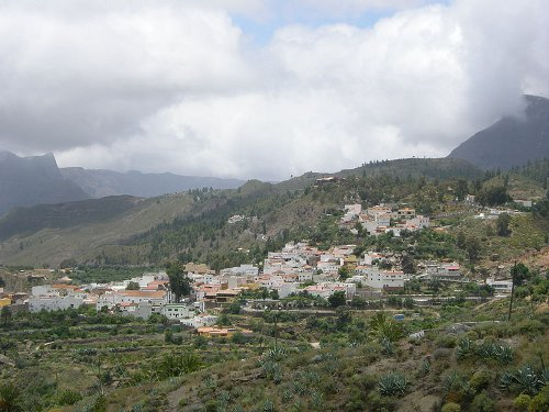 Tunte, San Bartolomé de Tirajana (Gran Canaria)