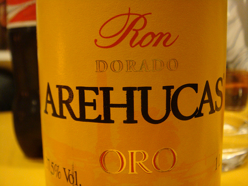 Ron Arehucas, el ron dorado de Canarias