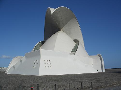 Visitas guiadas al Auditorio de Tenerife