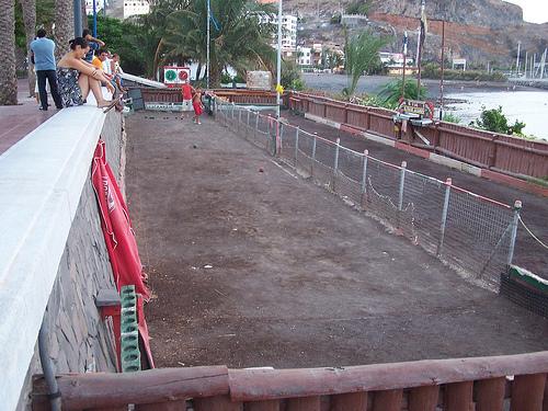 La bola canaria, juego tradicional canario