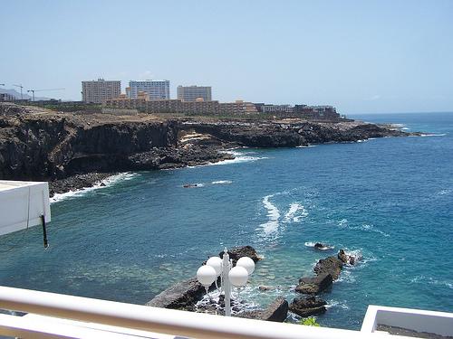 Callao Salvaje, apartamentos en Tenerife