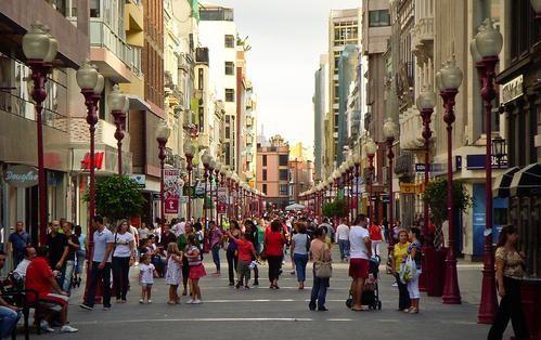 De compras en Vecindario y Las Palmas