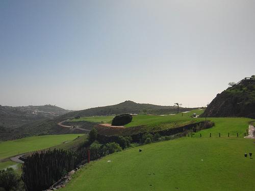 Campo de Golf el Salobre