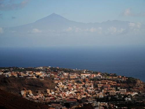 Fotos de la Gomera, isla bella y tranquila
